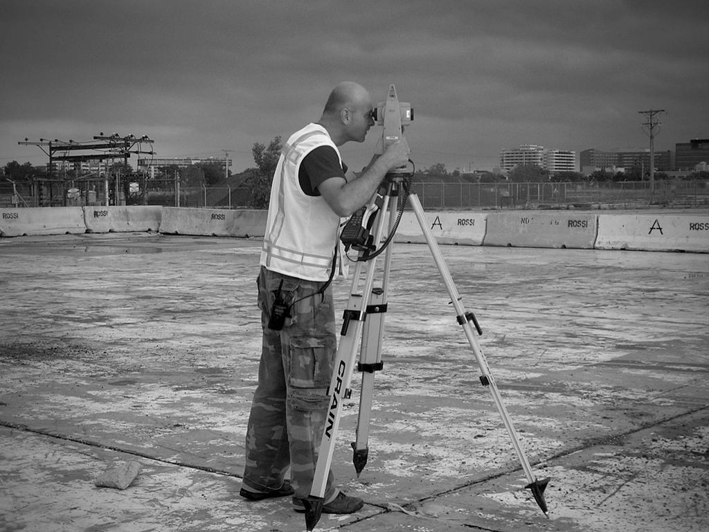 Geodezja Surveyor | Robert Świercz | Geodeta